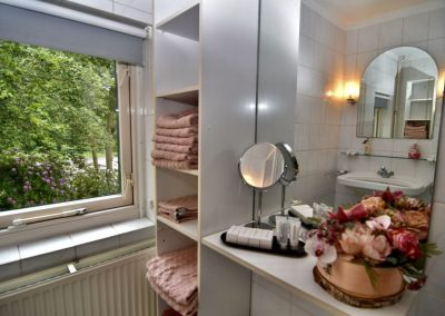 B&B Villa Beldershoek - De Hortensia - badkamer